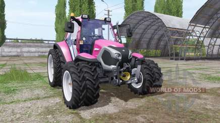 Lindner Lintrac 90 pink for Farming Simulator 2017