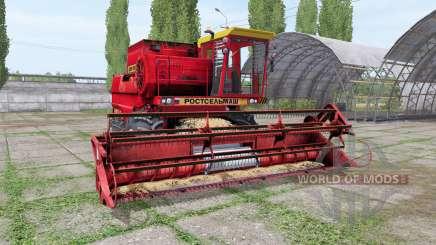 Don 1500B v1.1 for Farming Simulator 2017