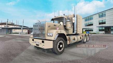 Mack Super-Liner v3.1 for Euro Truck Simulator 2
