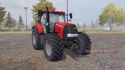 Case IH Puma 165 CVX v2.0 for Farming Simulator 2013