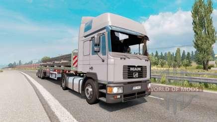 Truck traffic pack v2.7 for Euro Truck Simulator 2