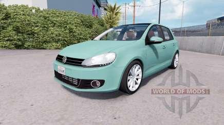 Volkswagen Golf (Typ 5K) for American Truck Simulator