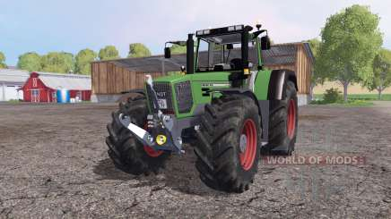 Fendt Favorit 824 Turboshift for Farming Simulator 2015