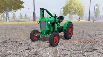 Deutz F1 M414 v3.0 for Farming Simulator 2013