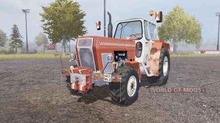 Fortschritt Zt 303-D v2.0 for Farming Simulator 2013