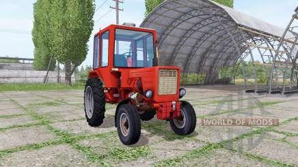 T 25A for Farming Simulator 2017