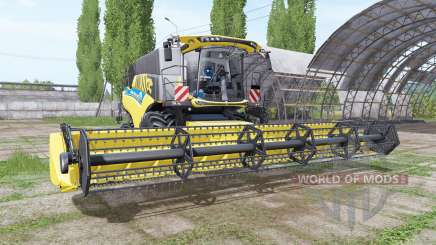 New Holland CR6.90 for Farming Simulator 2017