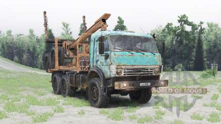 KamAZ-53504 v1.6 for Spin Tires
