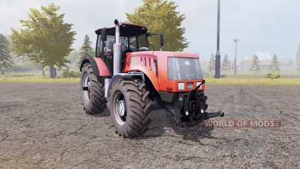 Belarus 3022ДЦ.1 for Farming Simulator 2013