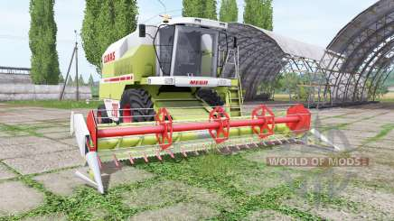 CLAAS Dominator 208 Mega v2.0.1 for Farming Simulator 2017