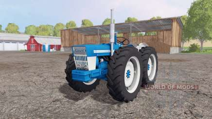 Ford County 1124 for Farming Simulator 2015