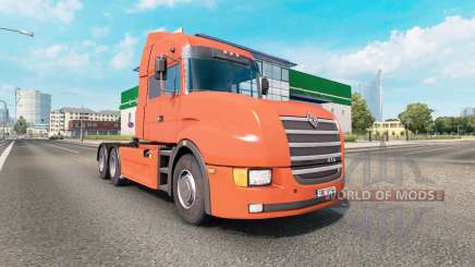 Ural 6464 v2.4 for Euro Truck Simulator 2