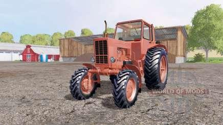 MTZ 80 Belarus for Farming Simulator 2015