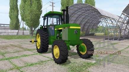 John Deere 4440 for Farming Simulator 2017