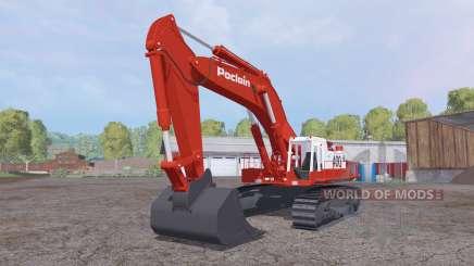 Poclain 400CK for Farming Simulator 2015