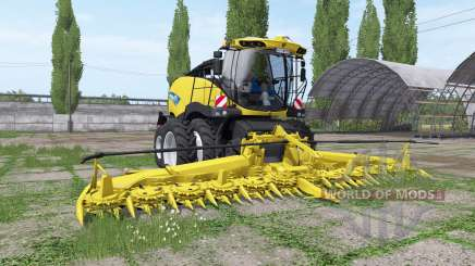 New Holland FR850 lite for Farming Simulator 2017