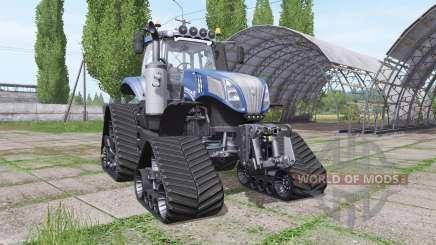 New Holland T8.420 QuadTrac for Farming Simulator 2017