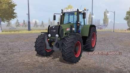 Fendt 820 Vario TMS v1.2 for Farming Simulator 2013