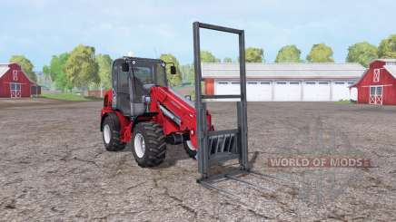 Weidemann 4270 CX 100T v2.0 for Farming Simulator 2015