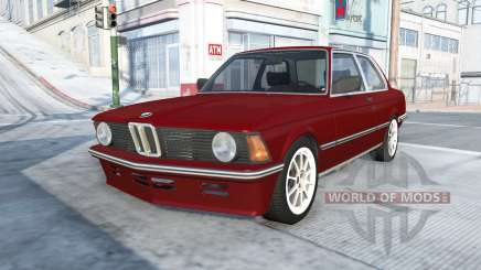 BMW 316 coupe (E21) 1979 for BeamNG Drive