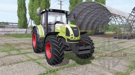 CLAAS Arion 610 v4.0 for Farming Simulator 2017