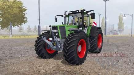 Fendt Favorit 926 v3.0.1 for Farming Simulator 2013