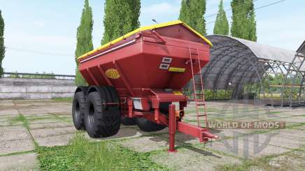 BREDAL K165 for Farming Simulator 2017