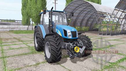 New Holland T5040 for Farming Simulator 2017