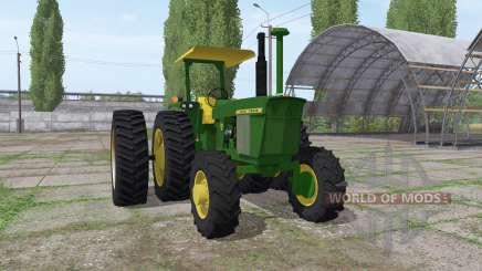 John Deere 4320 v3.0 for Farming Simulator 2017