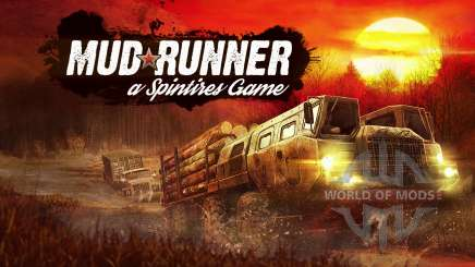 SpinTiresMod v1.6.12 for MudRunner