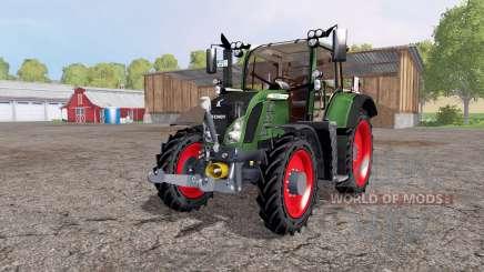 Fendt 512 Vario SCR for Farming Simulator 2015