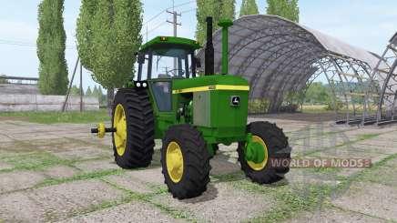 John Deere 4430 for Farming Simulator 2017