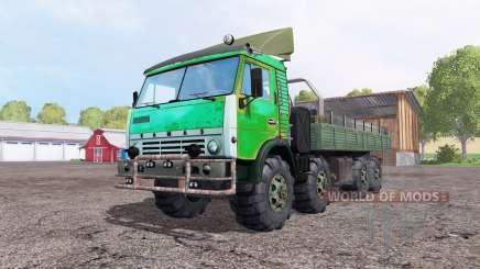 KamAZ 6350 for Farming Simulator 2015