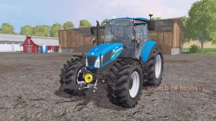 New Holland T5.115 for Farming Simulator 2015