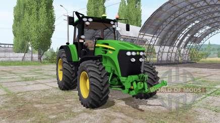 John Deere 7930 v2.0 for Farming Simulator 2017