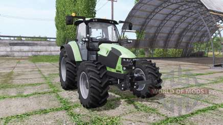 Deutz-Fahr 5110 TTV v1.1 for Farming Simulator 2017