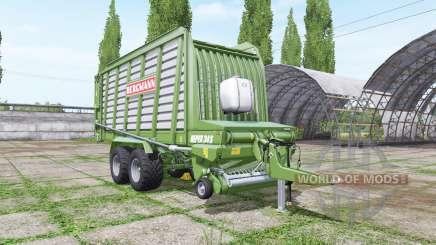 BERGMANN Repex 34S ladewagen for Farming Simulator 2017