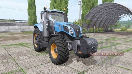 New Holland T8.535 for Farming Simulator 2017