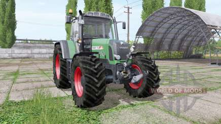 Fendt 716 Vario TMS v3.0 for Farming Simulator 2017