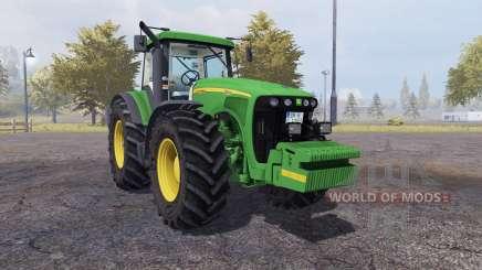 John Deere 8520 v1.1 for Farming Simulator 2013