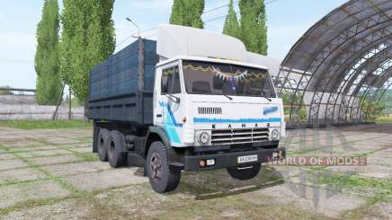 KamAZ 5320 v2.0 for Farming Simulator 2017