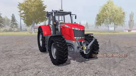 Massey Ferguson 7626 for Farming Simulator 2013