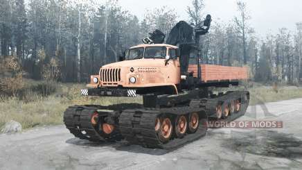 Ural 5920 for MudRunner