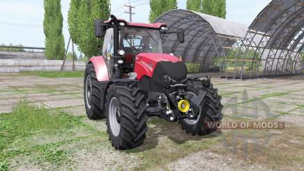Case IH Maxxum 135 for Farming Simulator 2017