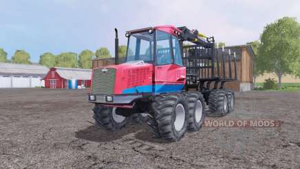 Valmet 840.3 for Farming Simulator 2015