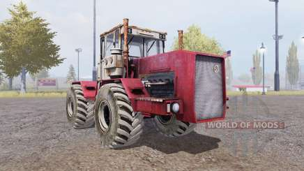 Kirovec K 710 v1.1 for Farming Simulator 2013