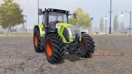 CLAAS Axion 820 v2.2 for Farming Simulator 2013