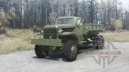 Chevrolet G7107 (G-506) 1942 for MudRunner