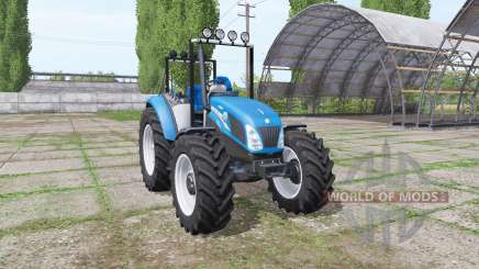 New Holland T4.75 v1.1 for Farming Simulator 2017