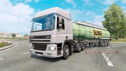 Truck traffic pack v2.5 for Euro Truck Simulator 2
